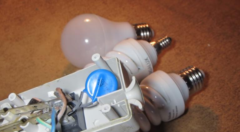 Как сделать чтобы не перегорали лампы 942