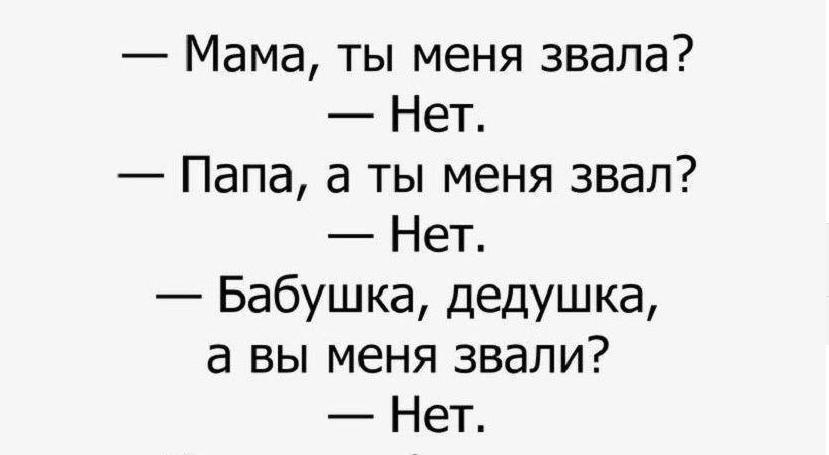 Анекдот: — Дорогой, наш сын назвал меня сукой! — Ах он…