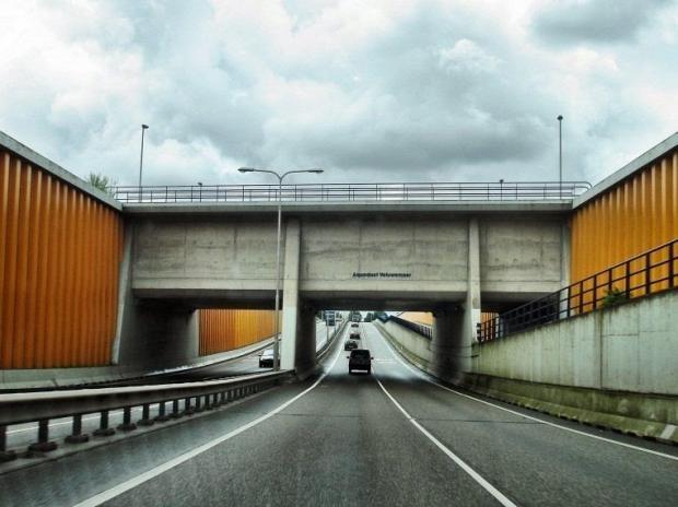 В Голландии создали мост, разрушивший все законы физики...
