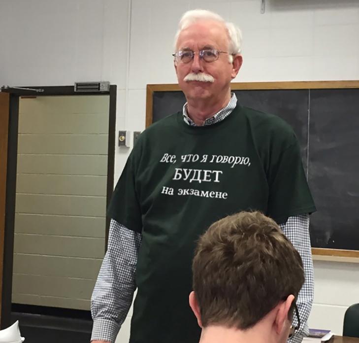 Преподаватели с отменным чувством юмора!