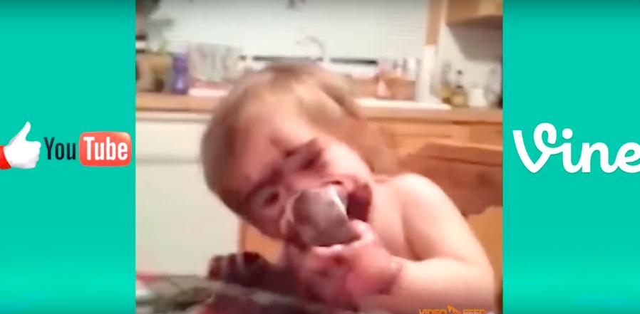 Топ смешных видео с детьми!