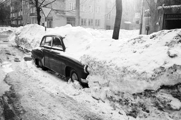 Зима 2017-2018 будет самой холодной за последние 100 лет!