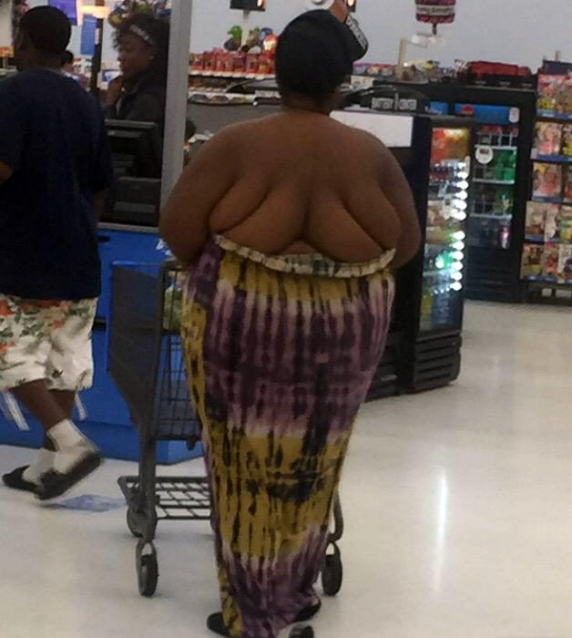 12 посетителей супермаркета, которые вызывают дикий смех