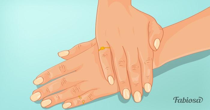 Выберите палец, на котором вы носите кольцо, и узнайте, что вы хотите сказать другим!
