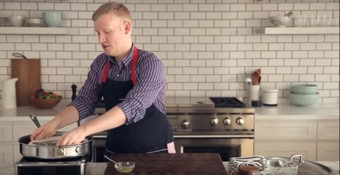 Как шарики из фольги помогут приготовить вкусный ужин