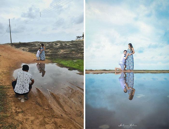 Фотограф открывает секреты волшебных фотографий