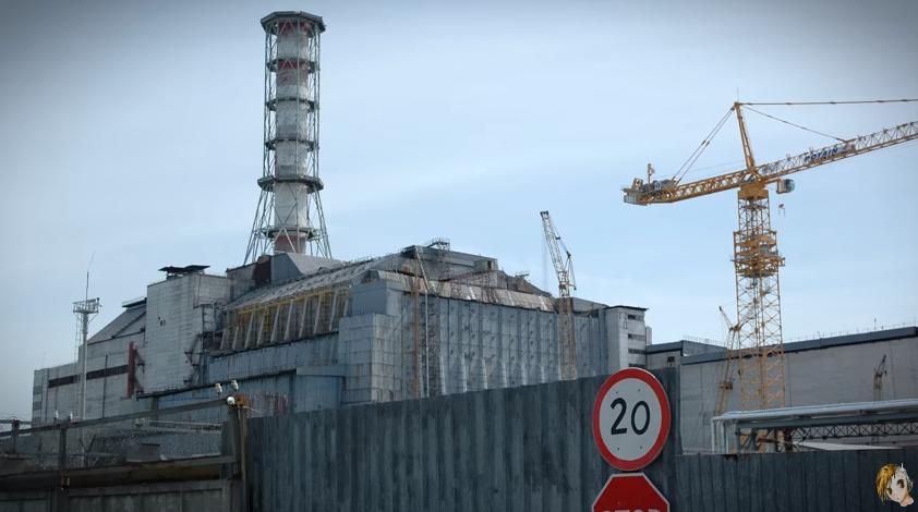 Что изменилось в Чернобыле за 30 лет