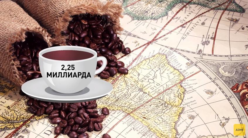 7 фактов о кофе, которые вы, вероятнее всего, не знали