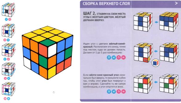 Как на самом деле собрать кубик рубика - справится любой