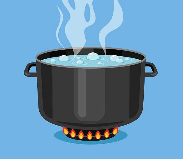 Горячая вода картинка для детей